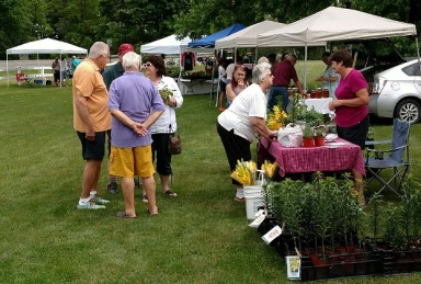 Aurora Market is a community event
